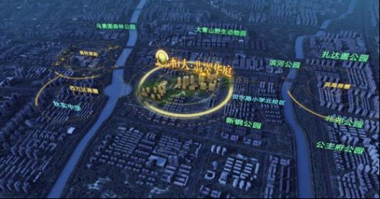 首府城西配套渐入佳境 这个生态大盘从此大不同