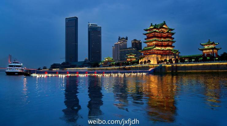 九龙湖,是未来南昌市的城市中心吗?