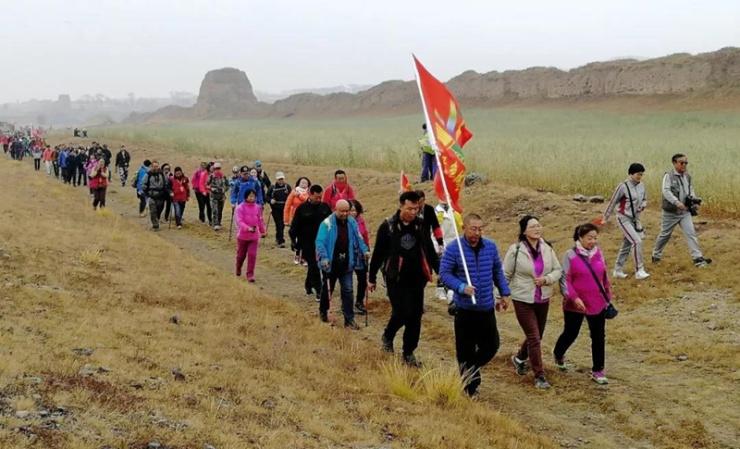 """大同""""千人徒步走长城""""首站今日开启,徒步全程12公里!"""