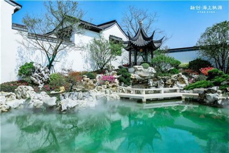 上海新名片,生活新体验【崇明岛融创海上桃源】