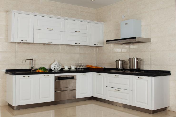 厨房不锈钢橱柜收纳技巧,让厨房更整洁