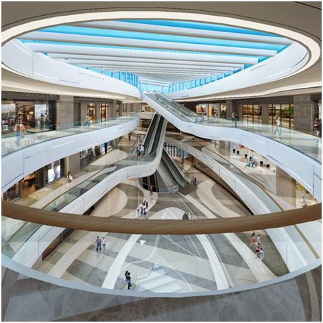 凯德华南首个购物中心管理输出项目佛山启幕-