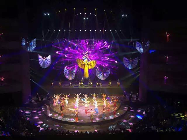 重识水秀国际大剧院——一座位于濮阳的世界级演出场馆
