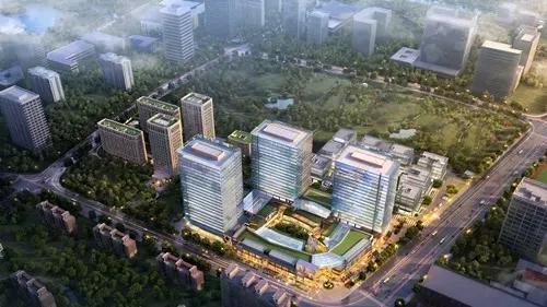 【官方】上海普陀【绿城长风中心】售楼处电话是多少?位置