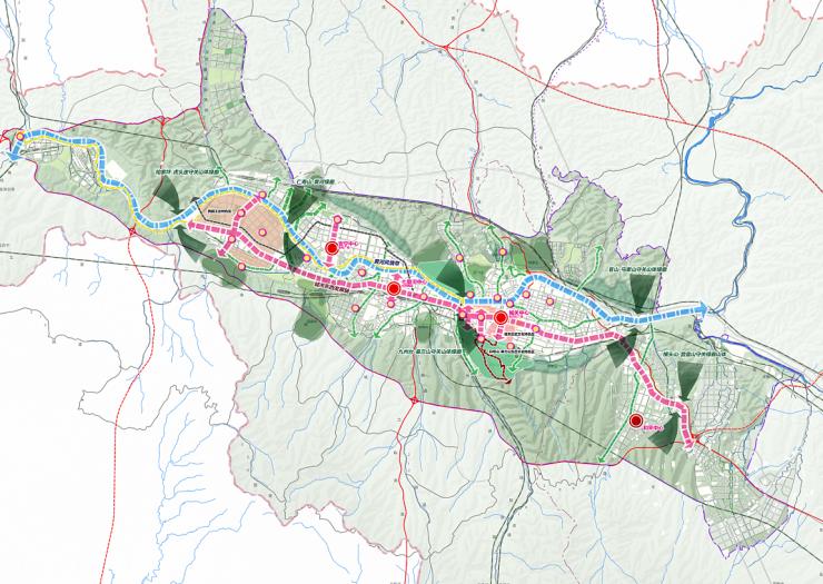 兰州市生态修复、城市修补专项规划公示稿
