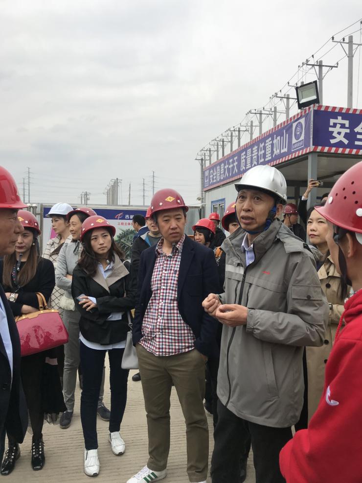 助推龙江经济发展房地产商会走进优秀房企主题活动启幕