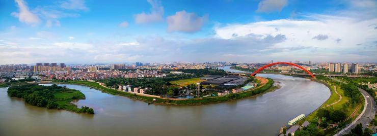万江将成为城区新居住中心 域内仅剩4盘在售
