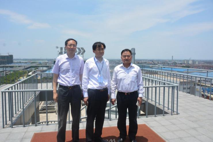 江苏电梯产业质量安全提升推进会召开,康力电梯代表行业发倡议