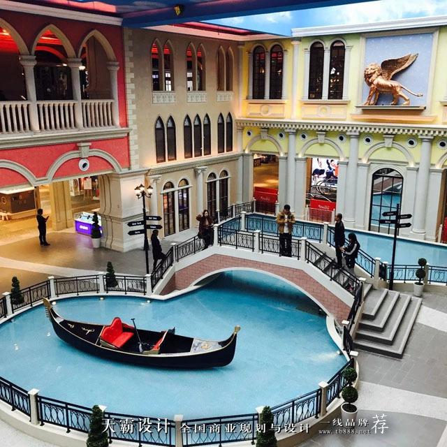 群光广场:以丝绸之路为设计思路打造西安具异域风情的购物天堂