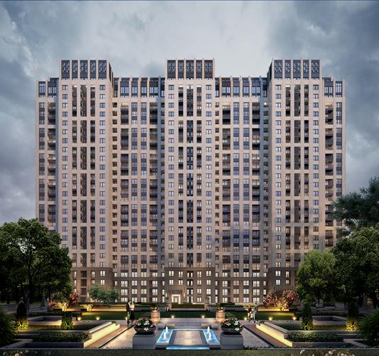 通州万国城MOMΛ,重塑北京城市副中心绿色科技人居生活想象力