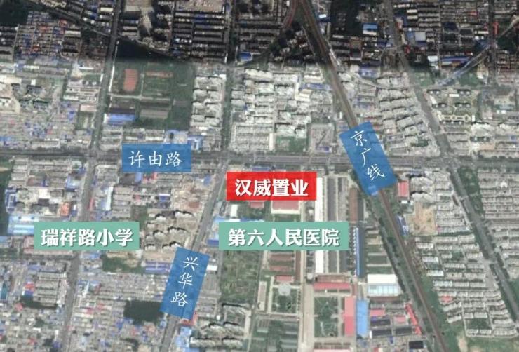 许昌再入两家全国性房企  新年土地拍卖价格趋于理性