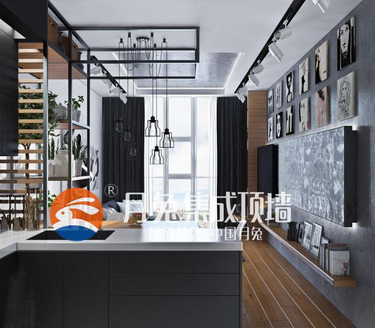 建材资讯:家装选择集成墙面,从来不后悔