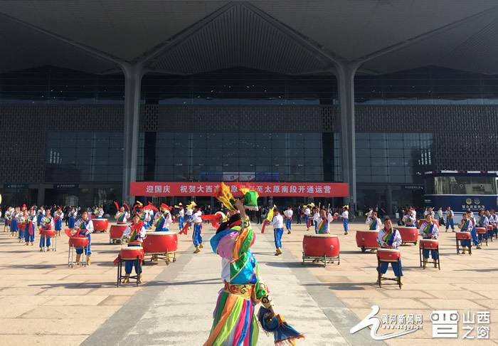 大西高铁:阳曲、忻州、原平三地至太原南段高铁开通运营