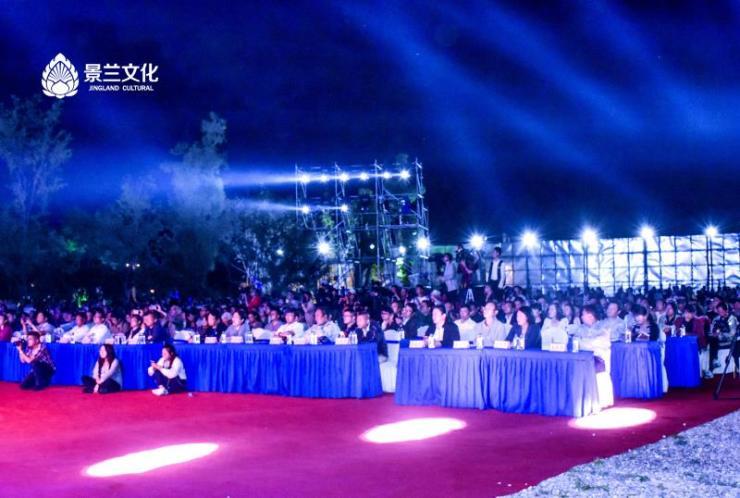 第四届澄江傩戏文化节傩之魅晚会于广龙抚海湾盛大开幕