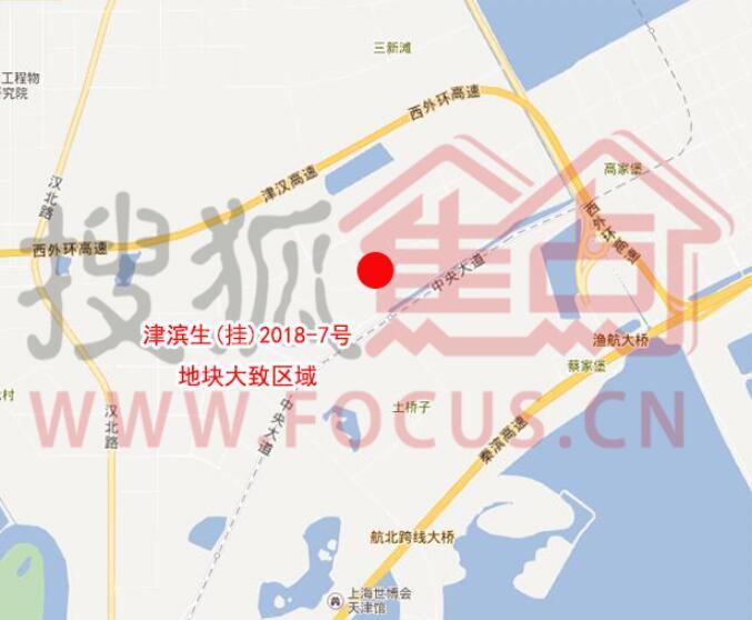 滨海生态城宅地4721元/㎡挂牌 不竞价直接竞自持