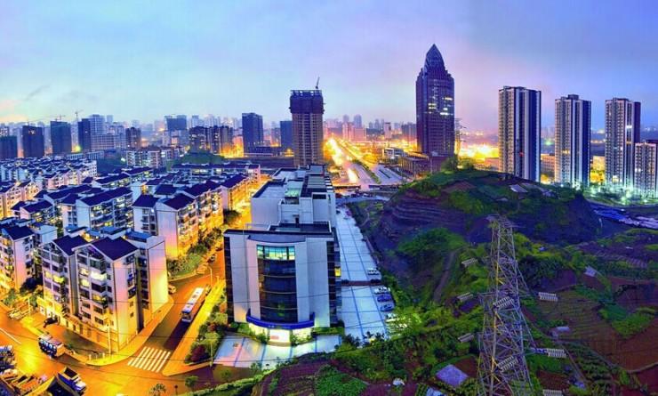 重庆各区县gdp排名_重庆哪个区县最富?哪个区县最穷?最新GDP排名,结果万万想不到….
