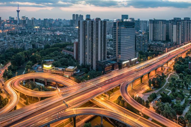 从成都东二环的过去与未来,看龙湖如何打造梦想之城