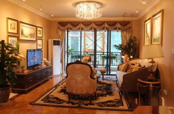 碧桂园客厅
