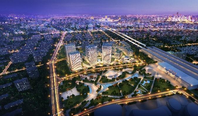 择一城都会综合体,享一处繁华聚集地