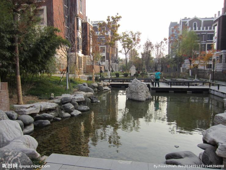 潮白河孔雀城中央公园|中央公园,演绎美好生活