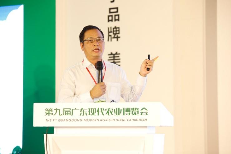 """碧桂园农业""""全产业链""""亮相第九届广东农博会"""