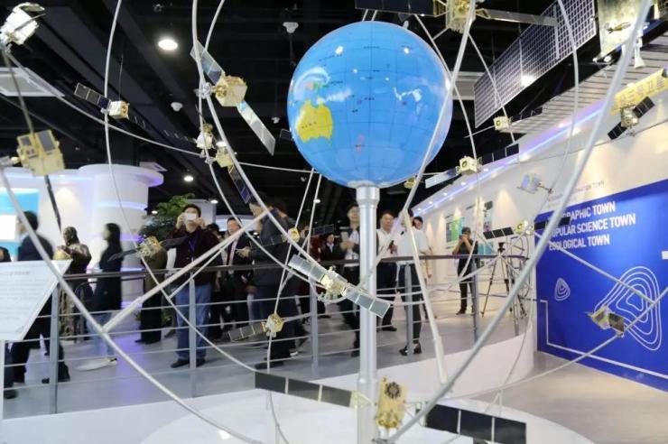 央视《新闻联播》聚焦德清,联合国世界地信大会点亮科技新城