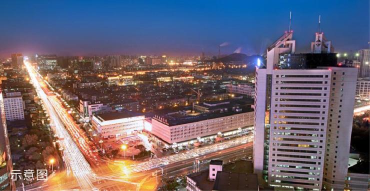 """千亿高新区的百万方理想 未来资源""""芯"""" 为城市启动更多美好"""