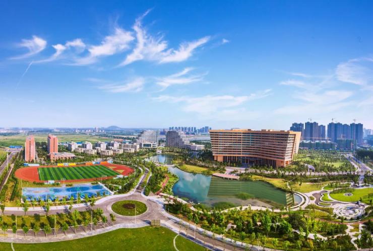 高新区建设世界一流高科技园区,望江台璟宸成就区域人居典范
