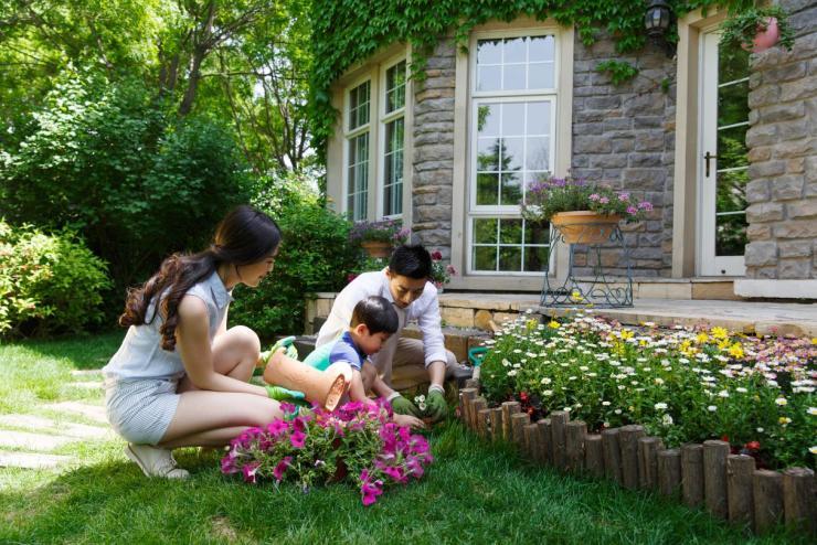 业主专访│最令我心动的是,房子就像长在大自然里