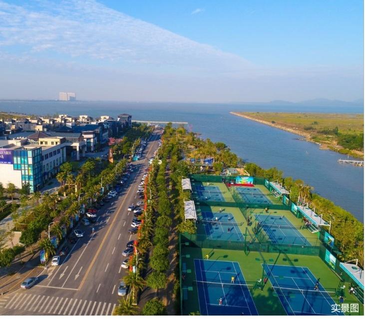 2018年广东省青少年网球排名赛  珠海首站正式开启