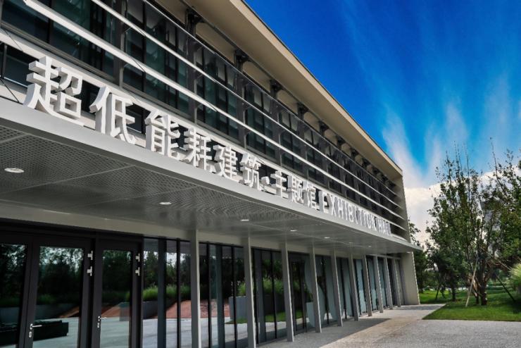 北京龍湖高碑店列車新城超低能耗建筑引起人居大變革