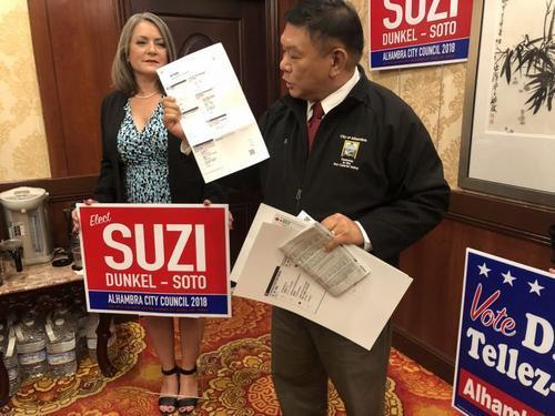 美国中期选举通讯投票略有变化 市议员吁华人投票