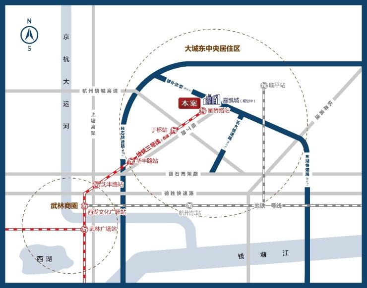 杭州的下一个Mark在哪里?