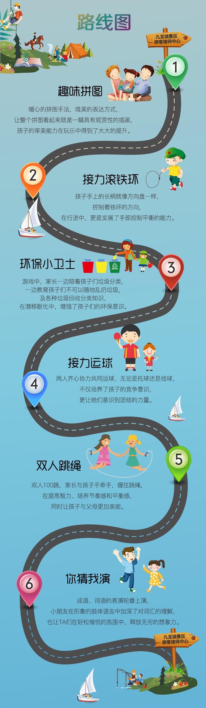 3小时体验式陪伴 给孩子的周末换种打开方式吧!