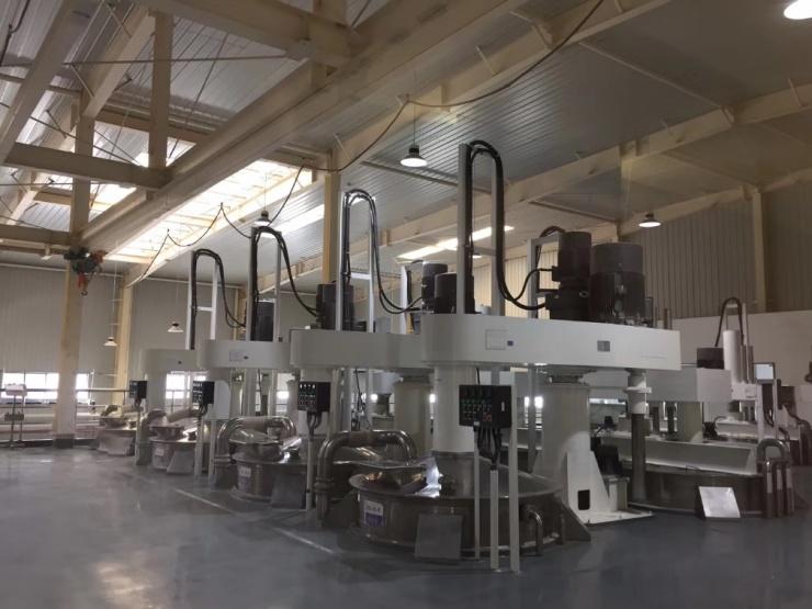 立邦涂料(湖北)有限公司工厂,开启智能制造工业4.0时代
