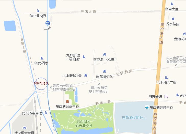 东原击败3买家首度布局东西湖 阳逻楼面价三千住宅地流拍