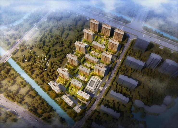 城市中轴交通枢纽 领创常州豪宅新时代