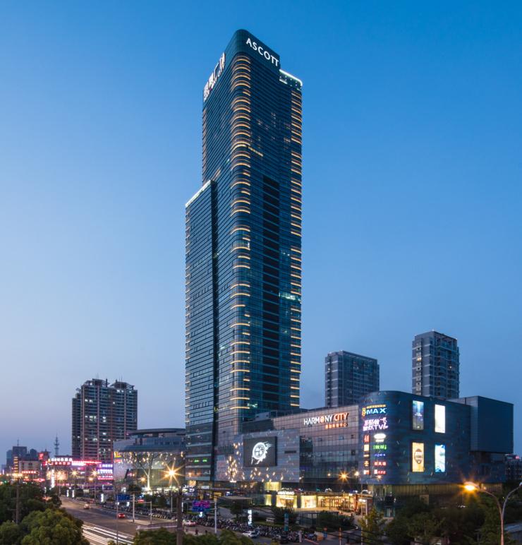 南通首家雅诗阁品牌服务公寓开业,持续扩大华东区域运营业务版图