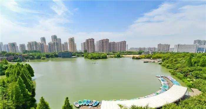 5A风景区就在家门口!北三县建成园林风景生态区