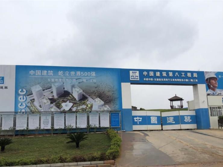 东盟信息港小镇带动商业价值提升,九棠府商铺一期仅10余套