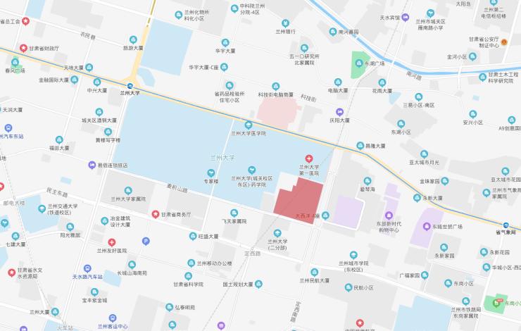 """建筑高度增加到100米 城关一宗科研教育用地调整"""""""