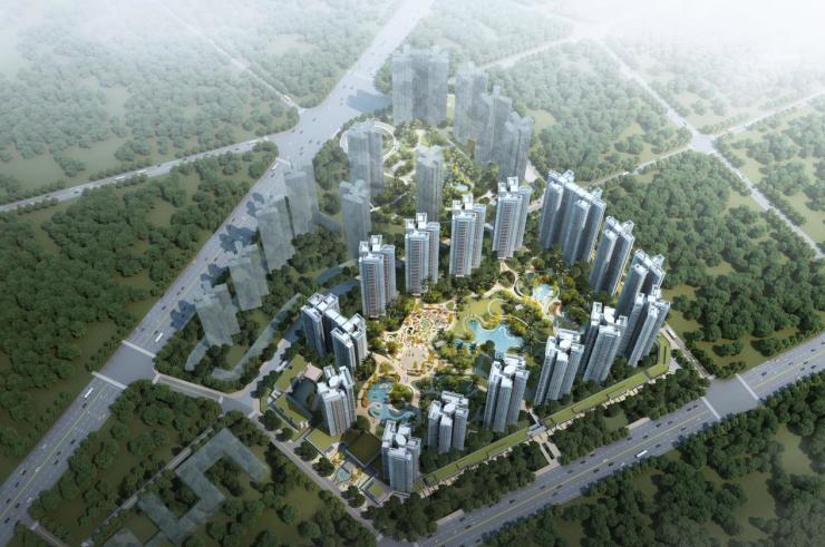 【松湖碧桂園·天鉆】鉆石會所,打造高端生活圈層