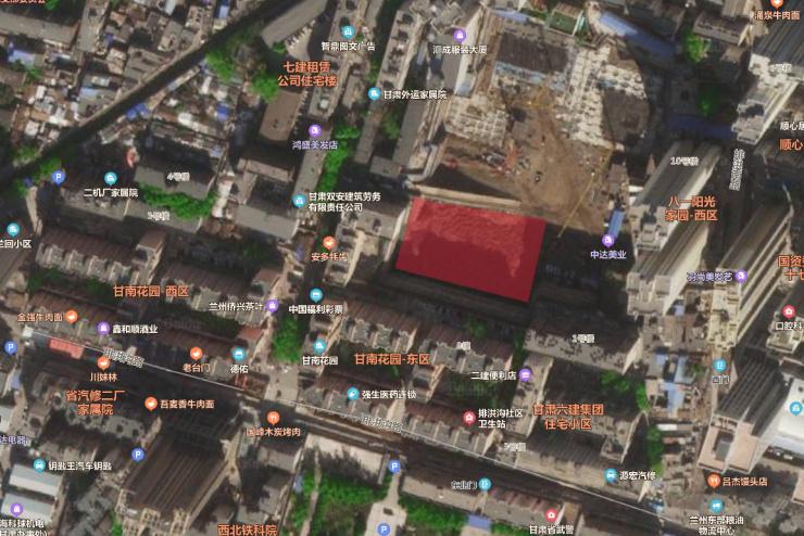 聚焦2021!城关区这个市列棚改项目有新动态