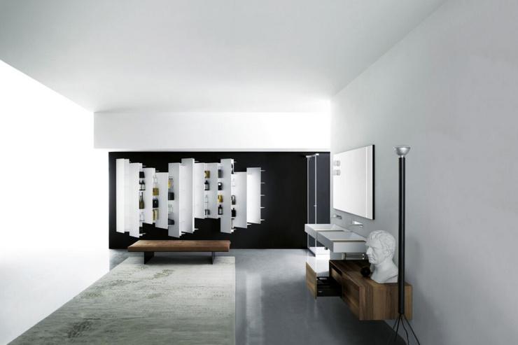 Boffi 橱柜卫浴:高端品牌传递简约生活理念