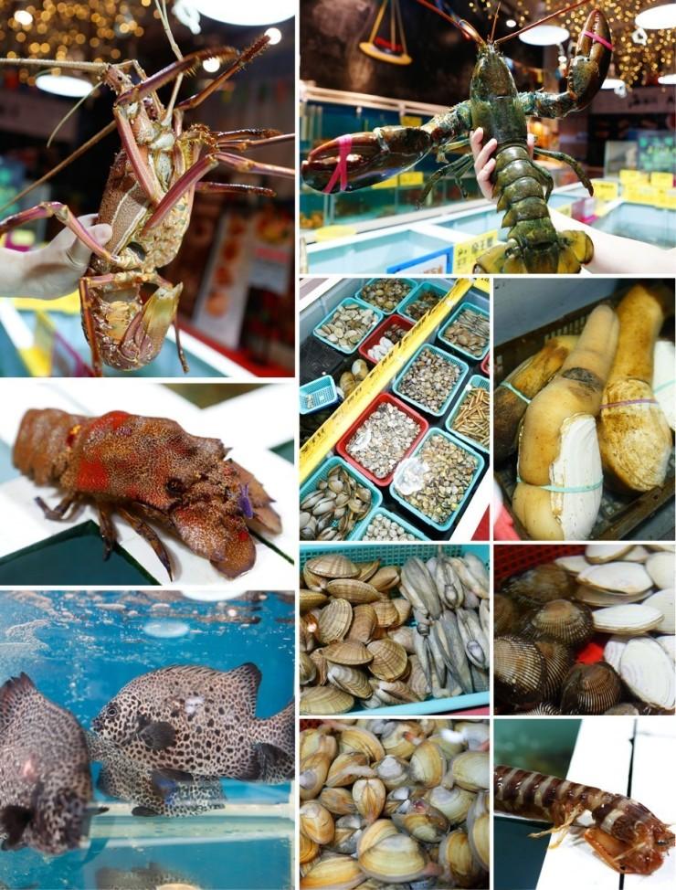 绿地生鲜进驻绿地汉口中心,国庆7天海鲜大咖免费钓!