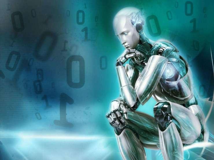 上海龙湖天琅让你与人工智能面对面亲密接触