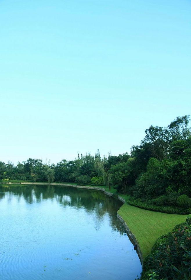新城·汇隽 揽湖光绿境,演绎从容诗意生活