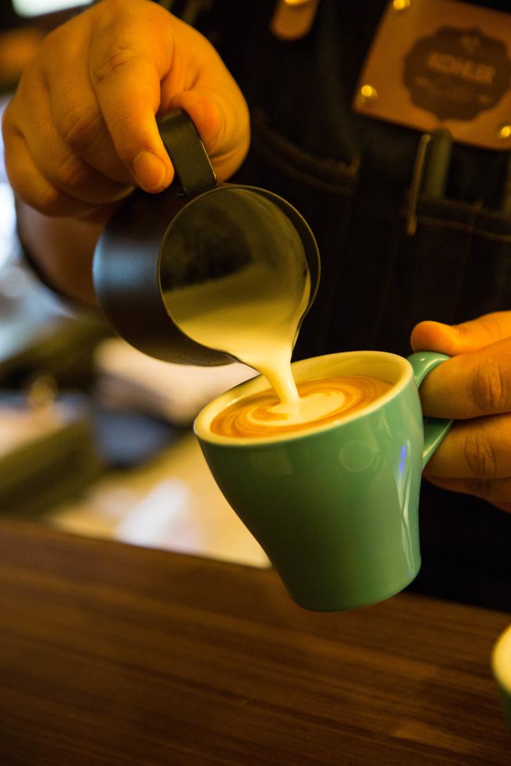 科勒咖啡&美食品鉴沙龙:知味.人生