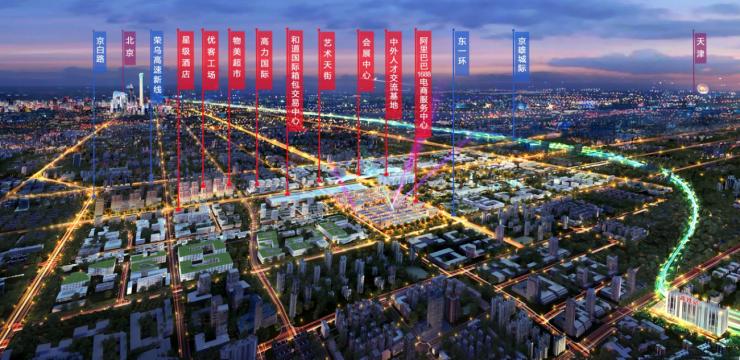 """白沟产业新城背后的""""硬核""""品牌实力"""