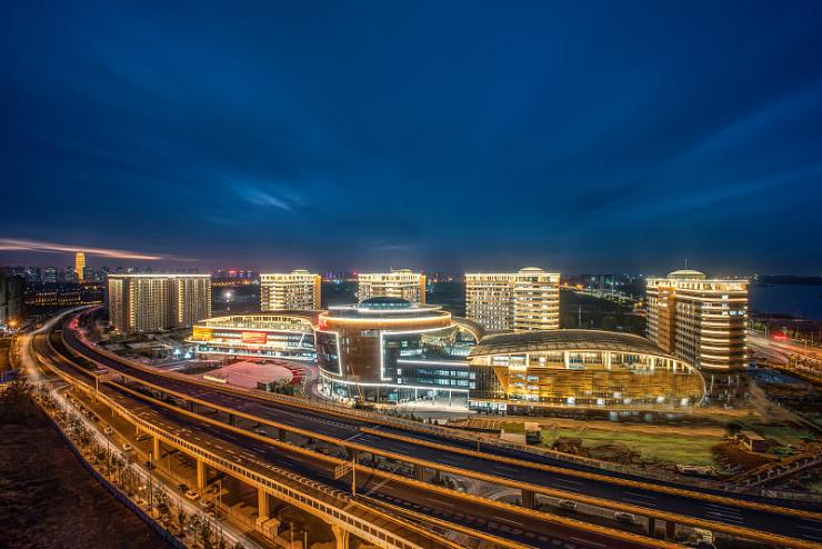 牵手火车西站,未来科技城将迈入杭州3.0高铁新